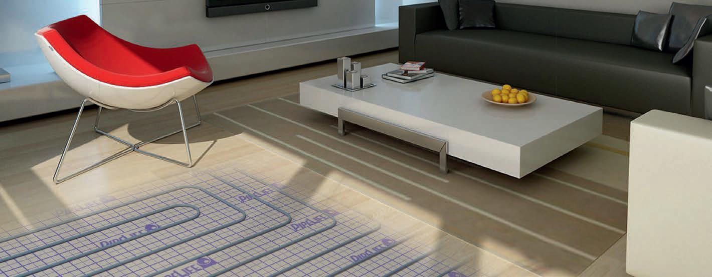 PipeLife padlófűtés